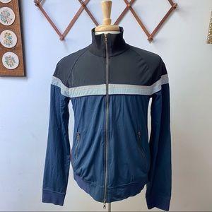 Prada Colorblock Track Jacket